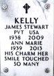 Pvt James Stewart Kelly