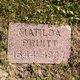 Matilda Pruitt