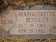 Margueritta <I>Post</I> Bennett