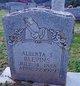 Profile photo:  Alberta S. Blevins