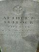 Profile photo: Pvt Arthur B. Bullock