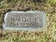 Martha E Aho