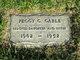 """Margaret Carnegie """"Peggy"""" Gable"""