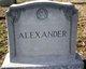 Mary Ann Pickles <I>Power</I> Alexander