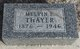 Profile photo:  Melvin Eugene Thayer