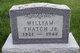 Lieut William Thatch Jr.