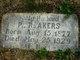 Palentine Reed Akers, Jr