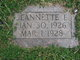 Jeannette E. Bublitz