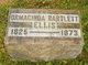 Ormacinda <I>Bartlett</I> Ellis