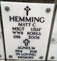 Profile photo:  Agnes M Hemming