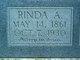 Profile photo:  Rinda A <I>Kinsey</I> King