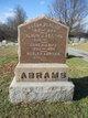 Almon J. Abrams