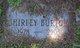Profile photo:  Shirley Burton