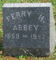 Profile photo:  Perry H. Abbey