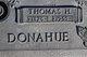 Profile photo:  Thomas H Donahue