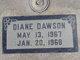 Profile photo:  Diane M. Dawson