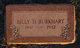 Billy D Burkhart