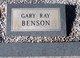 Gary Ray Benson