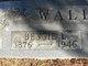 Profile photo:  Bessie Laura <I>Jennings</I> Wallace