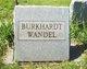 Profile photo:  Burkhardt