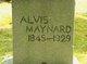 Alvis Maynard