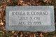 Profile photo:  Idella R. Conrad