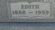 Profile photo:  Edith <I>Brown</I> Andres