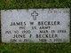 Profile photo:  James W Beckler