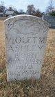 Violet Ashley