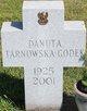 Profile photo:  Danuta <I>Tarnowska</I> Godek