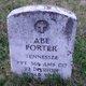 Profile photo:  Abe Porter