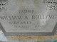 William Anthony Bolling