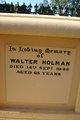Walter Boxley Holman