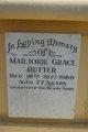 Marjorie Grace Rutter