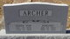 Profile photo:  Dorothy C Archer
