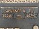 "Profile photo:  Lawrence K ""LK"" Carpenter"