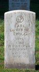 Profile photo:  Earl LuVerne Twigg