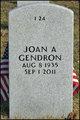 Profile photo:  Joan A <I>Gendron</I> Gendron