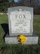Albert D. Fox