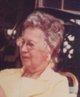 Profile photo:  Blanche Rickmond Watson