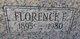 Florence E. <I>Simms</I> Allen