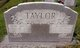 Lucy Jean <I>Mullis</I> Taylor