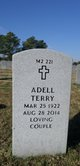 Profile photo:  Adell Terry