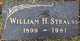 William Herman Strauss