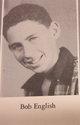 Profile photo:  Bobby Gene English