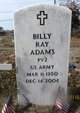 Profile photo:  Billy Ray Adams