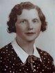 Profile photo:  Annie May <I>Davis</I> Bloxton