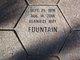 Berniece May Fountain