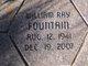 William Ray Fountain