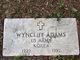 Wyncliff Adams